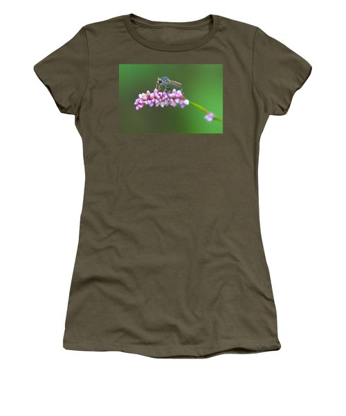 Bug Eyed Women's T-Shirt (Athletic Fit)