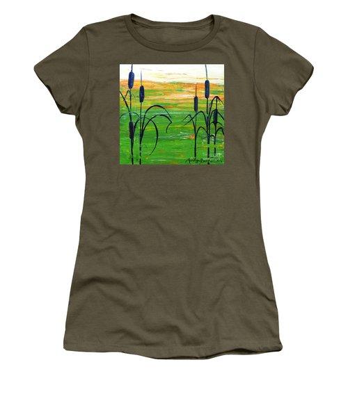 Bullrushes Women's T-Shirt