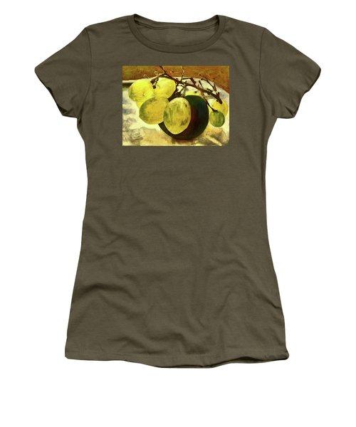 Bunch Of Grapes Women's T-Shirt