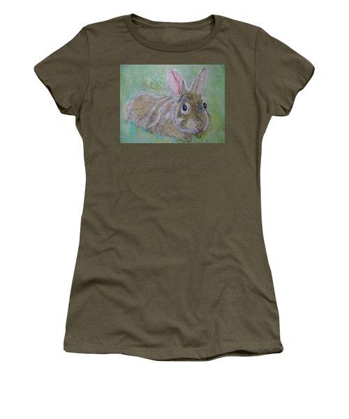 bunny named Rocket Women's T-Shirt