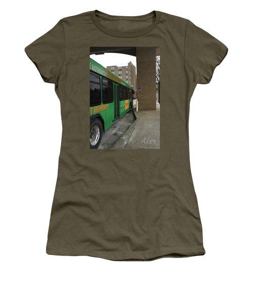 Bus Stop Women's T-Shirt