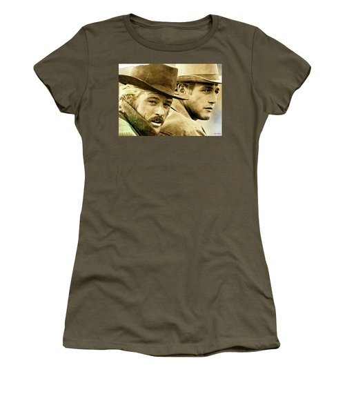 Butch Cassidy And The Sundance Kid     Women's T-Shirt
