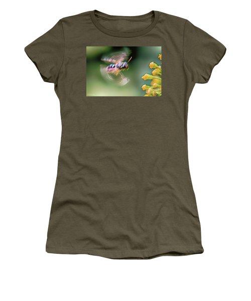 Bzzzzzzzz Women's T-Shirt (Athletic Fit)