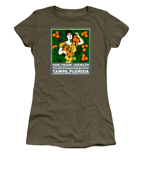 C.1920 Tampa For Your Health Women's T-Shirt