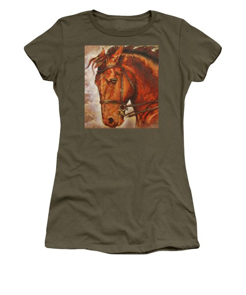 K  A  V  H  A  L  O Women's T-Shirt (Athletic Fit)