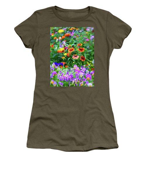 Summer Symphony Of Color Women's T-Shirt