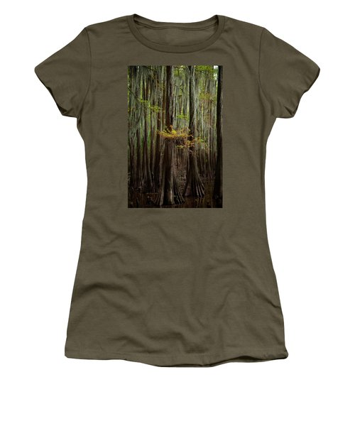 Caddo Lake #5 Women's T-Shirt