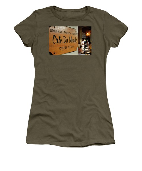 Cafe Du Monde Women's T-Shirt