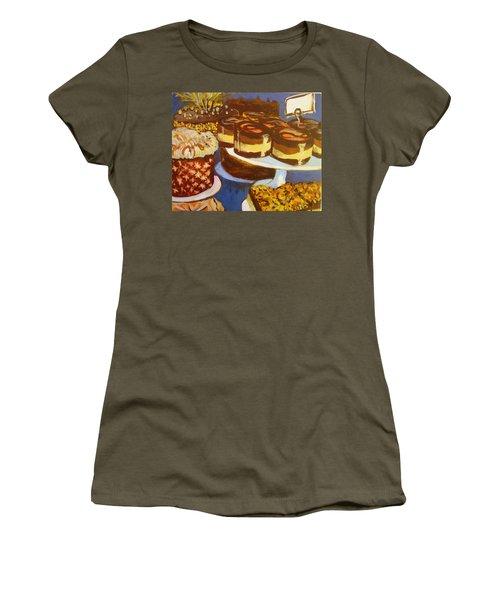 Cake Case Women's T-Shirt