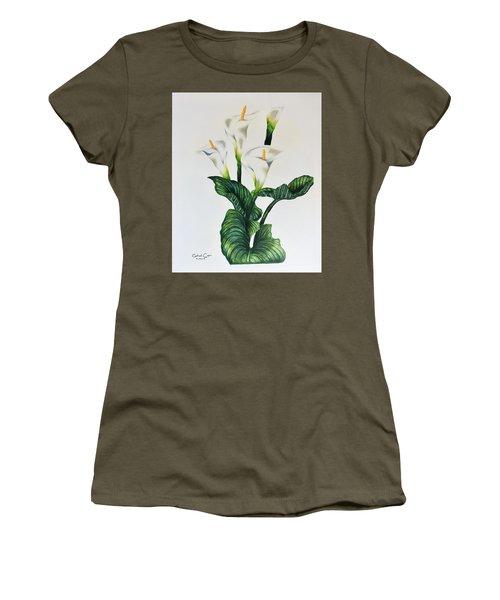 Cala Women's T-Shirt (Athletic Fit)
