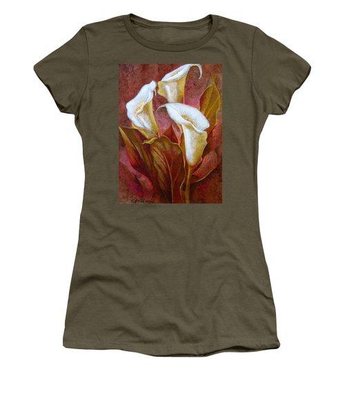 C A L A S  . B O U Q U E T Women's T-Shirt (Athletic Fit)