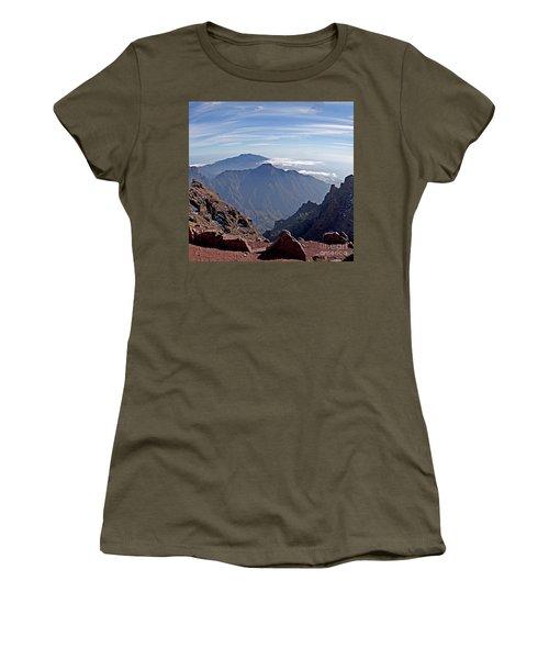 Caldera De Taburiente-1 Women's T-Shirt