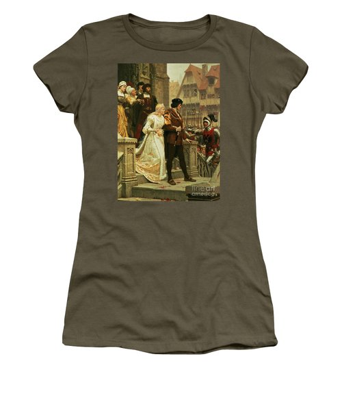 Call To Arms Women's T-Shirt
