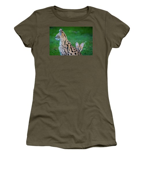 Can You See Me? Women's T-Shirt (Junior Cut) by Rainer Kersten