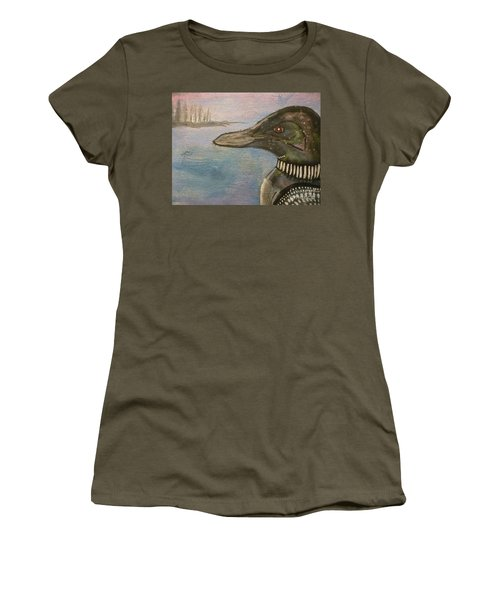 Canadian Loon Women's T-Shirt