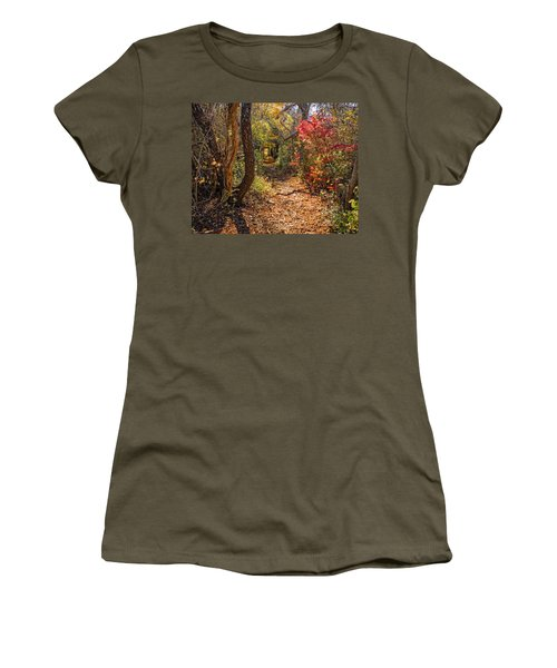 Cape Cod Path Women's T-Shirt