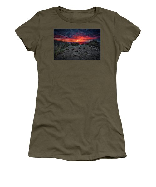 Cape Cod Sunrise Women's T-Shirt