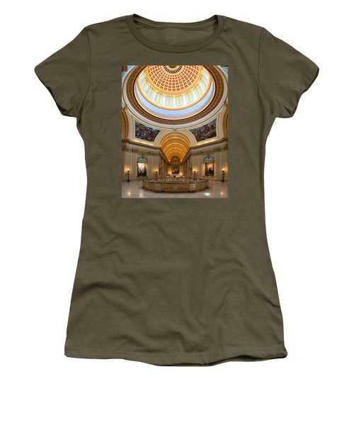 Capitol Interior II Women's T-Shirt (Athletic Fit)