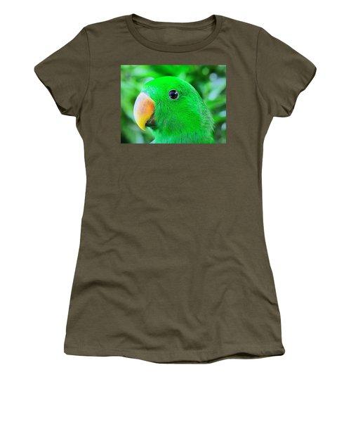 Carlos Avila Women's T-Shirt (Athletic Fit)