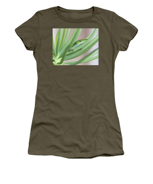Carolina Anole Women's T-Shirt