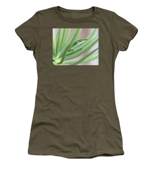 Carolina Anole Women's T-Shirt