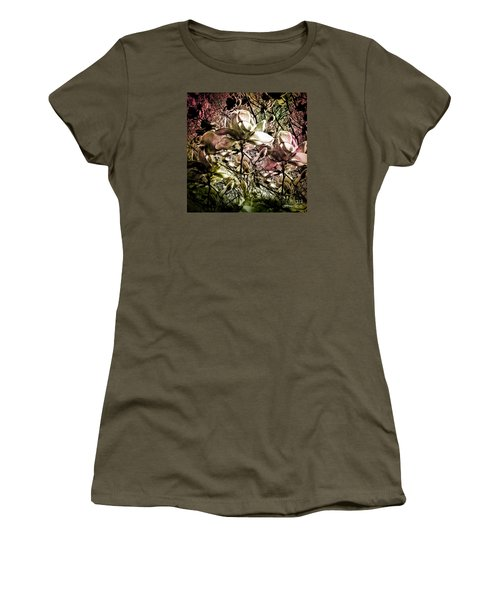 Carols Magnolia Women's T-Shirt (Athletic Fit)