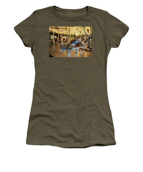 Carousel Horse 3 Women's T-Shirt