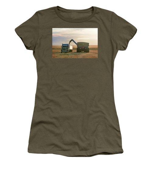 Cart Into Truck Women's T-Shirt