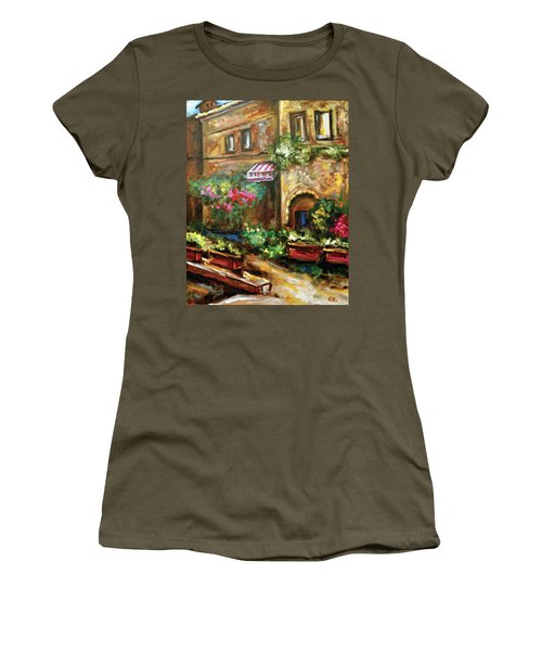 Casa Bella Women's T-Shirt (Athletic Fit)