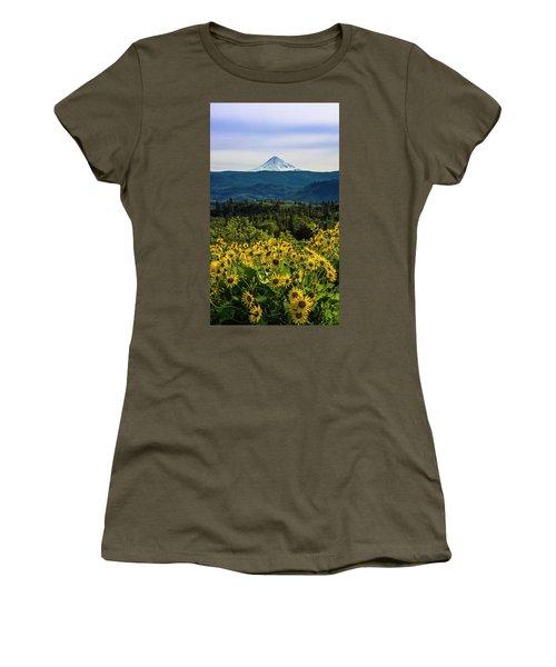Cascade Spring Women's T-Shirt