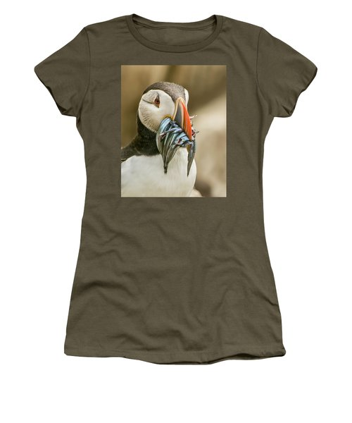 Catch Of The Day Women's T-Shirt (Junior Cut) by Brian Tarr