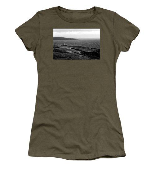 Cattle Point Lighthouse Women's T-Shirt