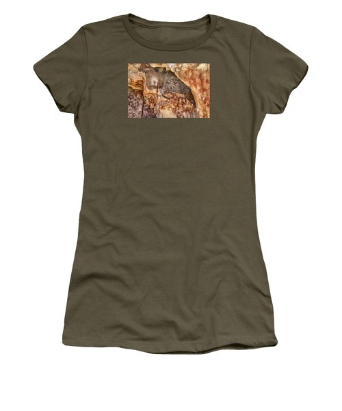 Cave Of The Hands Patagonia Argentina Women's T-Shirt