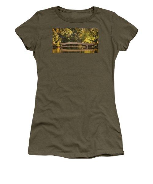 Central Park Bridge Women's T-Shirt