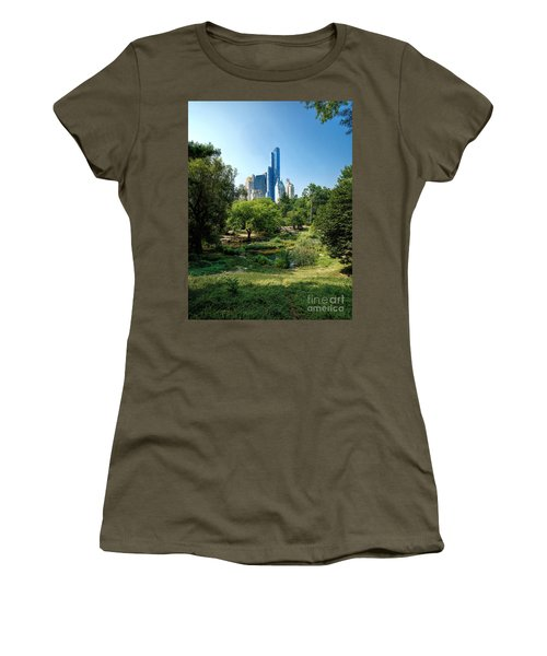 Central Park Ny Women's T-Shirt