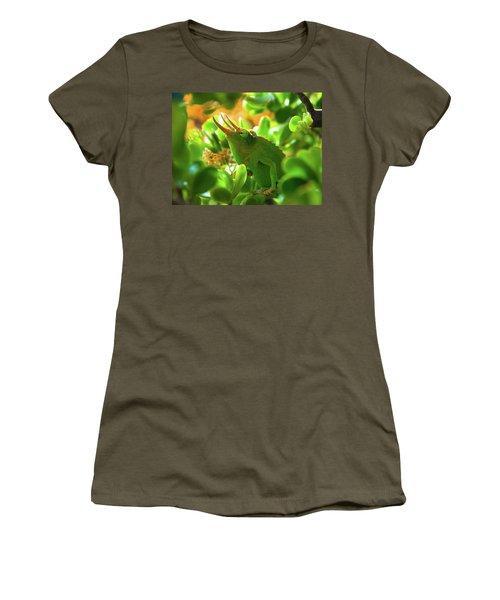 Chameleon King Women's T-Shirt