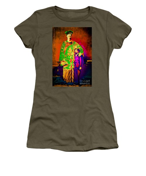Chang The Chinese Giant 20151222 Women's T-Shirt