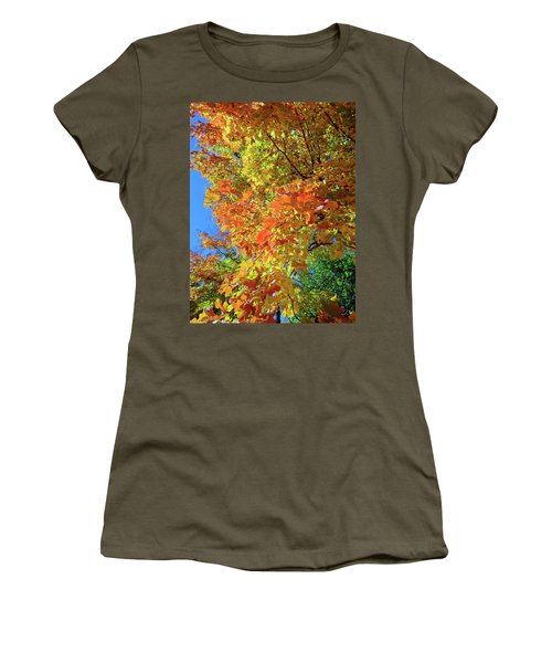 Change Women's T-Shirt (Athletic Fit)