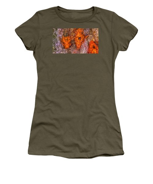 Chaos Theory Women's T-Shirt (Junior Cut) by Swank Photography