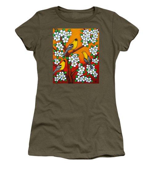 Chardonnay Sunset Women's T-Shirt