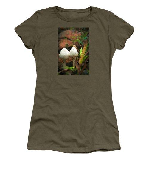 Charming Duo Women's T-Shirt (Junior Cut) by Carlee Ojeda