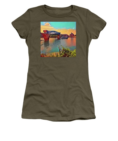 Chatta Choo Choo Women's T-Shirt