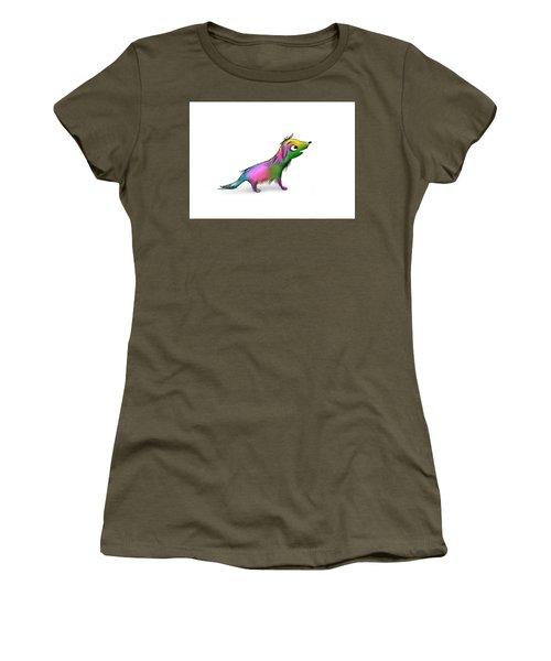 Cheery Dog Women's T-Shirt