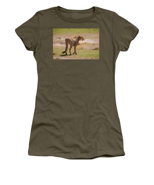 Cheetah Women's T-Shirt