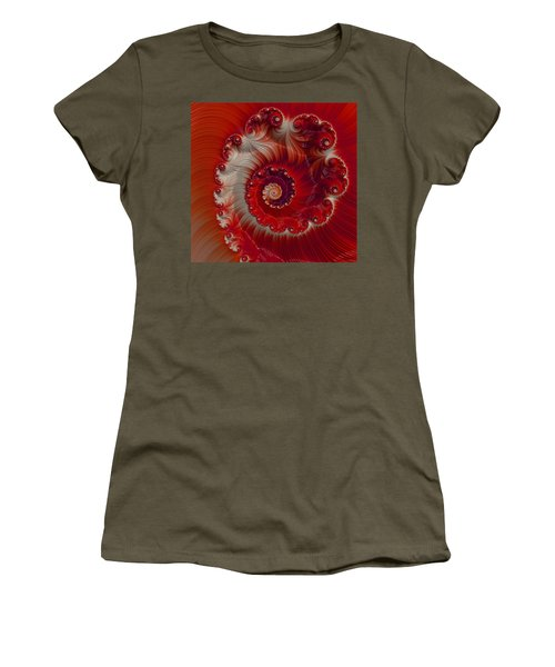 Cherry Swirl Women's T-Shirt