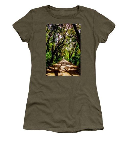 Cherry Tree Hill Women's T-Shirt