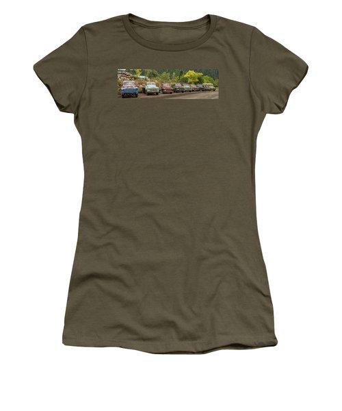 Chevy Line Up Women's T-Shirt