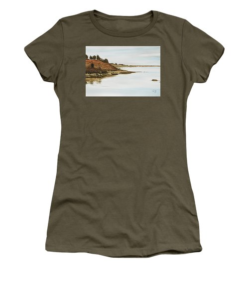 Chilmark Mv Stonewall Pond Women's T-Shirt