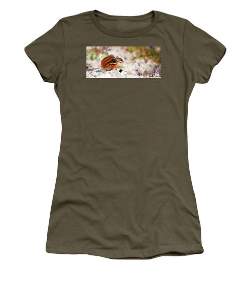 Chipper Women's T-Shirt (Athletic Fit)