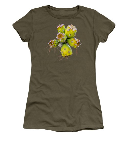Cholla Fruit S48 Women's T-Shirt